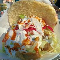 Doner Kebab - A la Turca