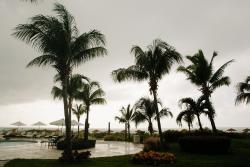 Not usually rainy ;)