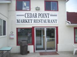 Cedar Point Market Restaurant