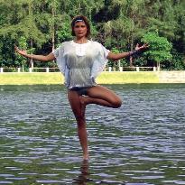 Kim White Yoga