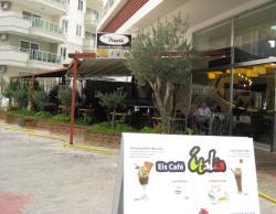 Eis Cafe Italia