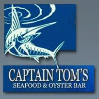 ‪Captain Tom's Seafood Restaurant‬