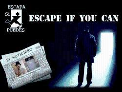 Escapa Si Puedes