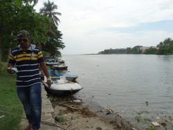 Vellayani Lake