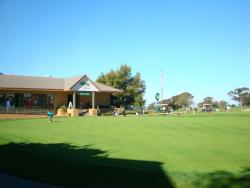 View of the Torrey Pines Pro Shop