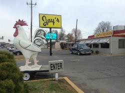 Jay's Krispy Fried Chicken