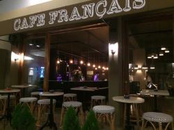 Cafe Francais by Pourcel