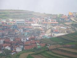 Poombarai Village View