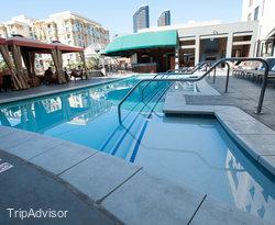 The Pool at the Kimpton Solamar Hotel