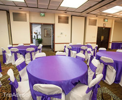 Ballrooms at the Quality Inn Central Denver