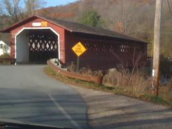 Silk Road Covered Bridge