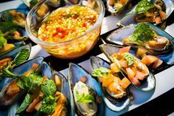 MAYs secret Mussel recipe