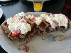 Tia B's la Waffleria