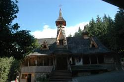 Wiktorowki Chapel/Kaplica Na Wiktorowkach