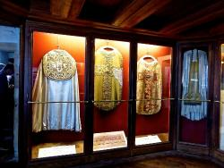 Vestments of the Holy Cure