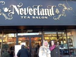 Neverland Tea Salon