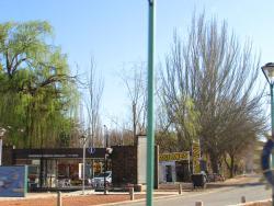 Centro Informador Turístico Uspallata