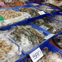 兰坡海鲜市场