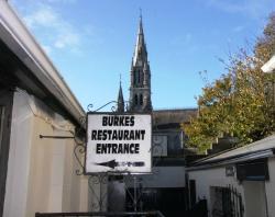 Burke's restaurant
