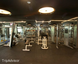 Fitness Center at the Grand Mercure Roxy Singapore
