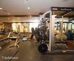Fitness Center at the Regent Singapore, A Four Seasons Hotel