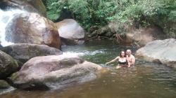 Cachoeira da Pedra Redonda