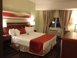 Howard Johnson Hotel Edmonton