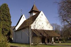 Church Scherzligen