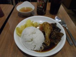 Adobo Connection - Robinsons Place Manila