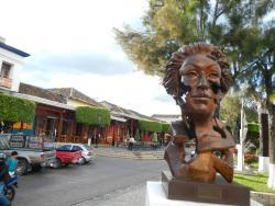 Pueblo Magico - Kiosko, Zocalo y Calles Del Centro de la Ciudad