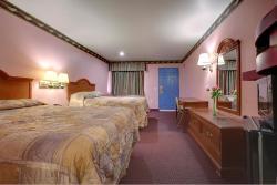 羅森伯格/休士頓美洲最優價值套房飯店