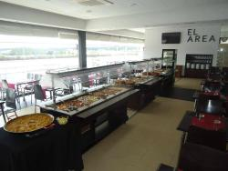 Buffet El Area