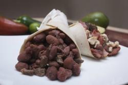 Taco Mexicano los de la 12ava Alborada