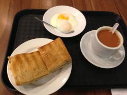 Coffee & Toast