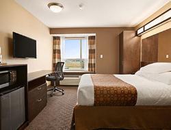 Microtel Inn & Suites by Wyndham Blackfalds Red Deer North