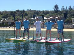 WATSSUP - Watsons Bay Stand Up Paddling