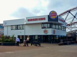Burger King - Pleasure Beach