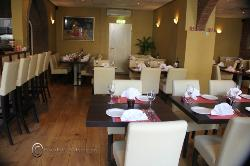 Pind Punjabi Indian restaurant 55 seats
