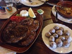 Restaurante Bodegon Irache Gara