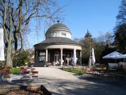 Teehaus, Weissenburg Park