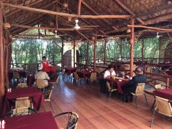 Cedars Restaurant at Lisamin Safari Hotel