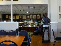 Randolph Turpin Bar