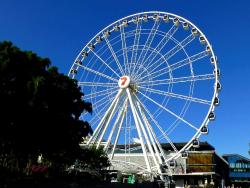 Channel Seven Wheel of Brisbane