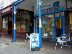 ‪The Orme Traditional Fish & Chips‬
