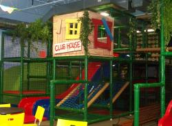 Climb-a-Lot Clubhouse