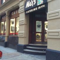 Max's Deli Cafe