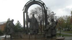 Monument to Metropolitan Filofey Leshchinskiy