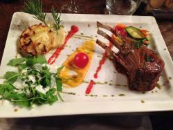 L'Auberge Le Mouton Blanc Restaurant
