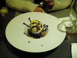Brownies con gelato