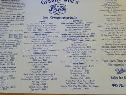 Granny Joe's Ice Creamatorium